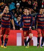 Barcelona şov sürüyor