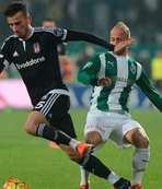 Beşiktaş - Bursaspor maçına erteleme