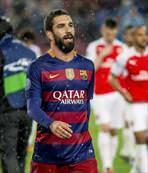 Arda'nın rakibi Atletico