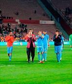 Trabzon Aytaç'la güldü