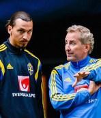 Ibrahimovic oynamıyor çünkü...