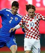 Hırvatlar, İsrail'i yendi: 2-0