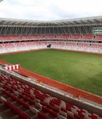 Türkiye'nin ilk ekolojik stadı