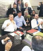 Erdoğan, gole böyle sevindi