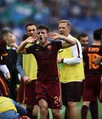 Lazio'ya gol yağmuru