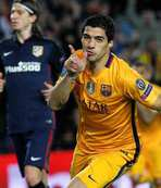 Suarez 2 - 1 Torres