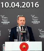 Erdoğan: Yeni bir dönem başlıyor