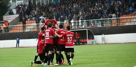 Etimesgut Belediyespor, 3 y�lda amat�rden 2. Lig'e ��kt�