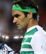 Federer'in ismi ölümsüzleşti