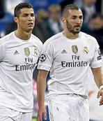 Ronaldo ve Benzema seferberli�i