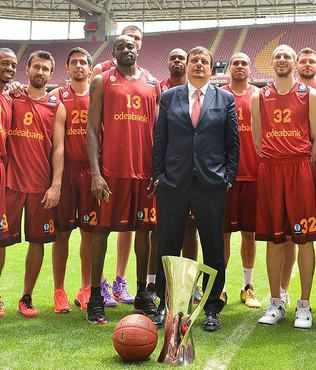 Galatasaray Odeabank'tan �ampiyonluk pozu