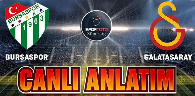 Bursaspor-Galatasaray