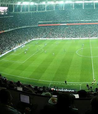 Vodafone Arena t�kl�m t�kl�m