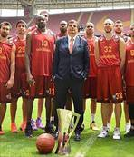 Euroleague yolu kapal�