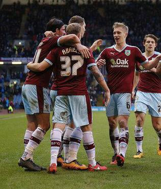 Burnley Premier Lig'de