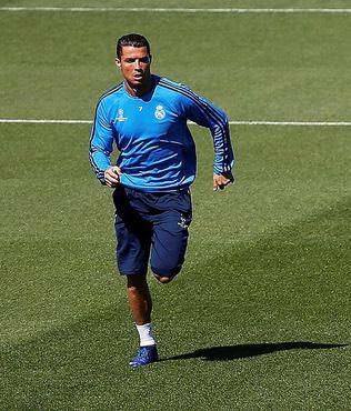 Ronaldo r�van�a yeti�tirildi