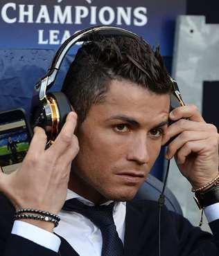 Ronaldo: Ho�unuza gitsin veya gitmesin...
