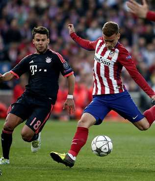 Bayern M�nih - Atletico Madrid