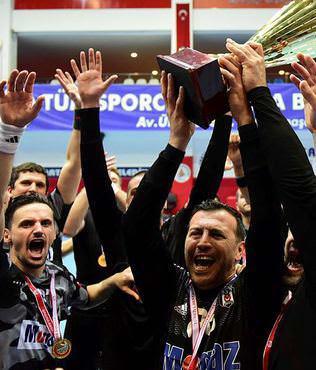 T�rkiye Kupas� Be�ikta� Mogaz'�n