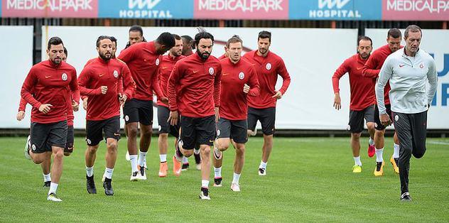 Bilal, Sneijder ve Chedjou'da son durum