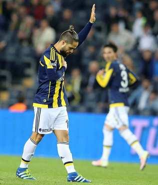 Diego Ribas Antalyaspor'la anla�t�