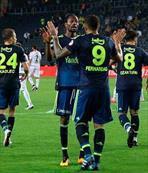 F.Bah�e son 5 resmi ma�ta 16 gol att�