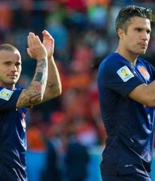 Sneijder ve Van Persi �a�r�ld� m�?