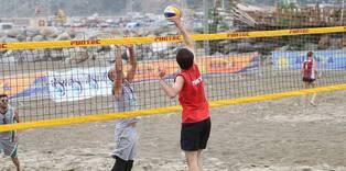 FIVB World Tour Antalya Open 10 May�s'ta ba�l�yor