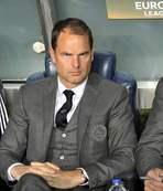 Frank de Boer, Ajax'� b�rakt�