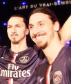 Ibrahimovic Paris'ten ayr�ld�