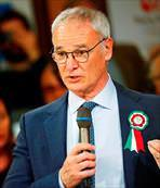 Ranieri G.Saray'ın kapısından döndü
