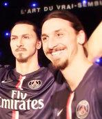 Ibrahimovic Paris'ten ayrıldı