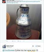 Sosyal medyadan sert açıklama