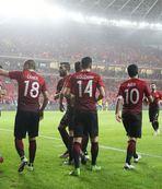 Milli takımın maç programı açıklandı