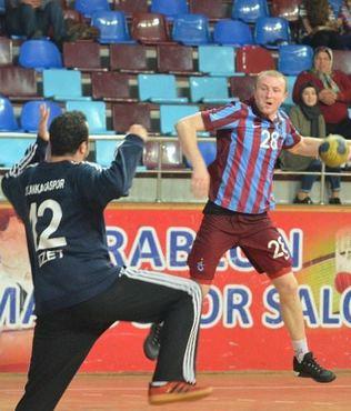 Ankaraspor ile Trabzonspor kar��la��yor