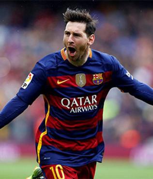 Messi'yle Rihanna top oynayacak
