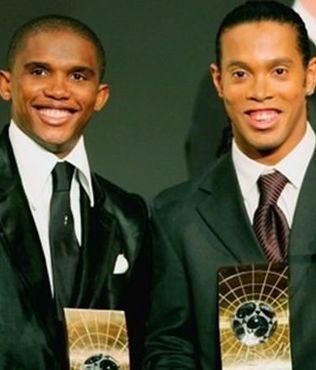 """""""Eto'o ve Ronaldinho'yu bir arada..."""""""