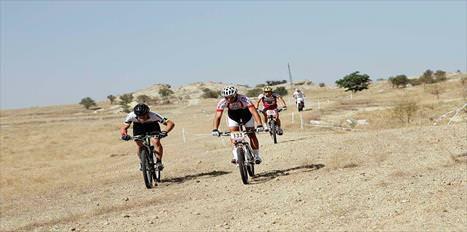 Bisiklet festivali Kayseri'de