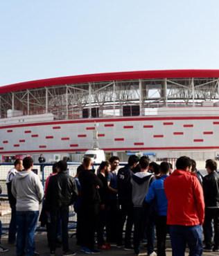 Antalya�da kupa alarm�