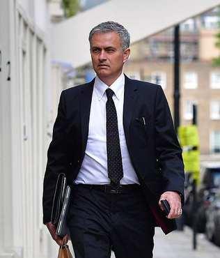 ��te Mourinho'nun yeni tak�m�