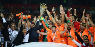 Finalde Adana Demirspor'u y�kt�lar
