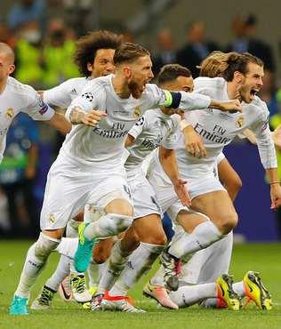 Avrupa'n�n en b�y��� Real Madrid