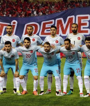 A Milli Tak�m'�n Euro 2016 kadrosu belli oldu!
