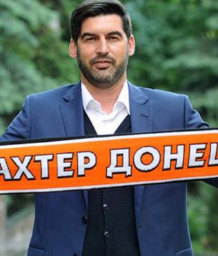 Shakhtar Donetsk yeni hocas�n� buldu