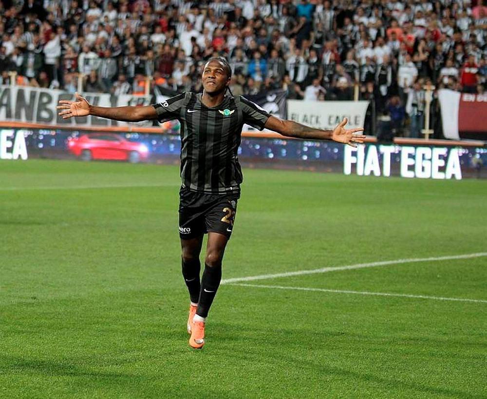 Trabzonspor'un yeni golcüsü