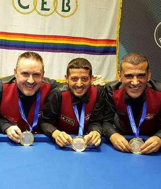 Gaziantepspor Avrupa şampiyonu