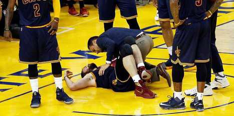 Kevin Love unsure on Game 3