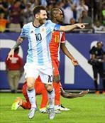 Messi rüzgarı