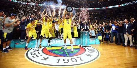 Fenerbahce win Turkish title