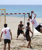 K�yce�iz Plaj Hentbolu 8 temmuzda ba�l�yor